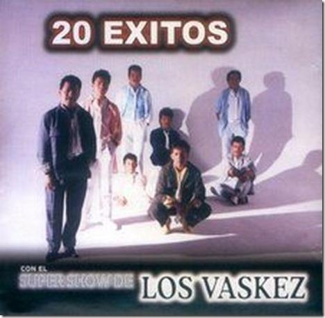 Los Vazquez - 20 Exitos