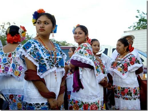 Gente de Yucatan